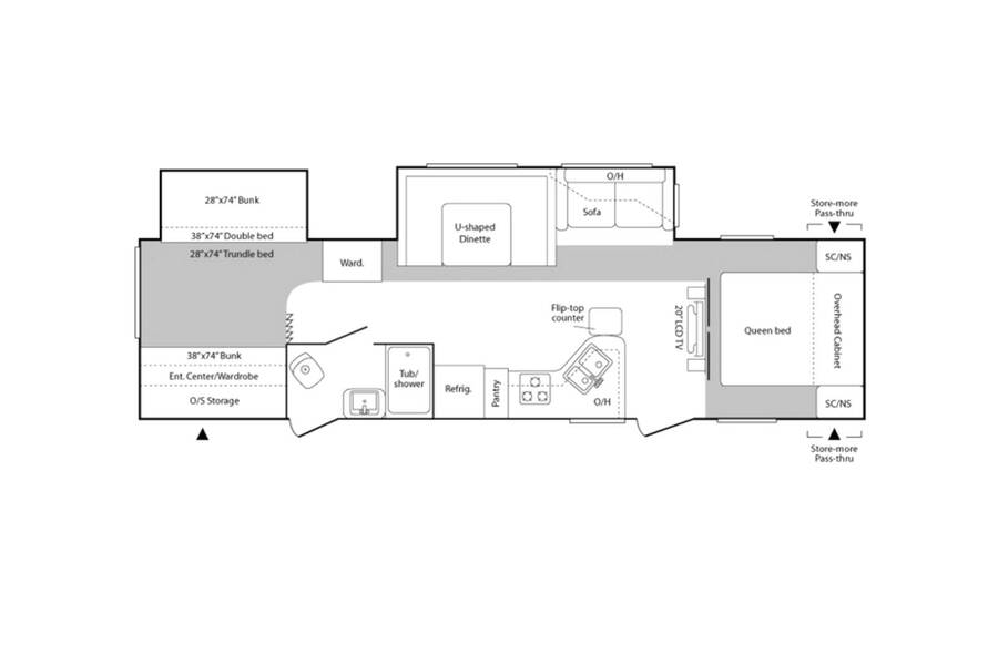 Floor plan for STOCK#R02658A