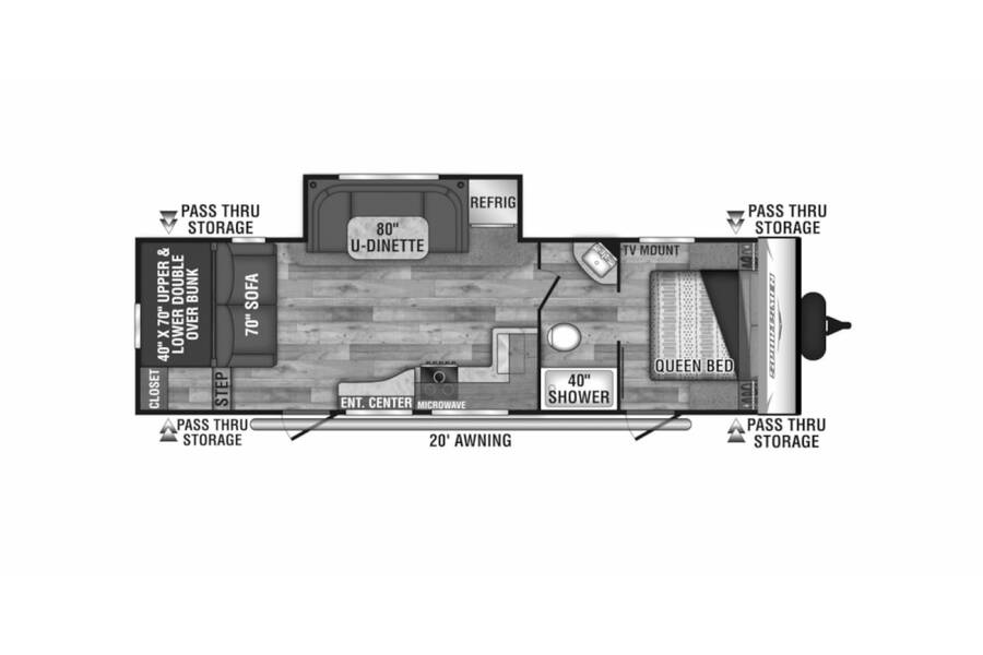 Floor plan for STOCK#R02665