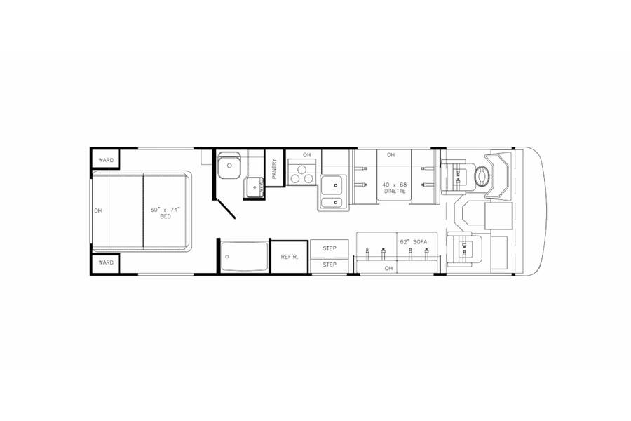 Floor plan for STOCK#R02579A